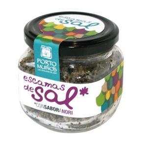 Salt scales flavored with nori - porto muiños