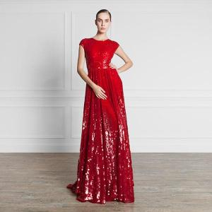 Aiisha ramadan - sparkle dress