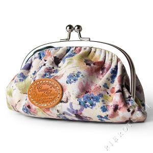 Coin Pouch with Clasp from Campo dei Fiori - Pierotucci