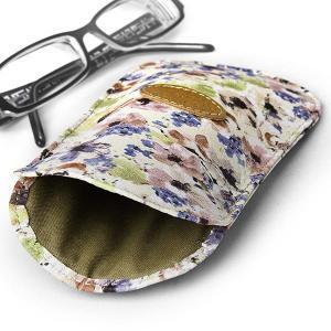 Campo dei Fiori Soft Form Eyeglass Case - Pierotucci