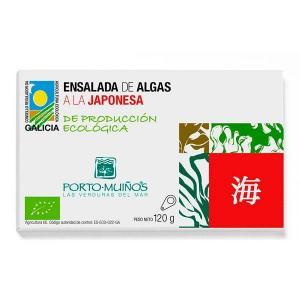 Japanese seaweed salad - porto muiños