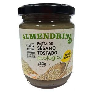 Almendrina organic sesame cream