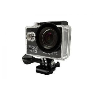 3go sports camera wild cam 3 4k@25fps