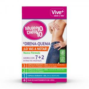 Woman10 diet10 live + 30 cap - vive+