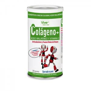 Tin collagen + magnesium live + 200 gr - vive+