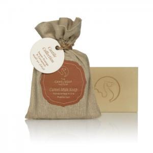The Castile Collection - Sweet Orange & Cinnamon - Camel Soap