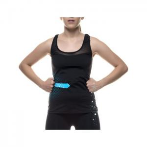 Technical sports shirt with transparencies alba - lipotherm