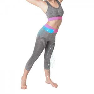 Pirate sports top and legging set with fiber emana isabel - lipotherm