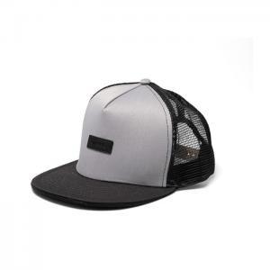 Gray flat cap - gianin