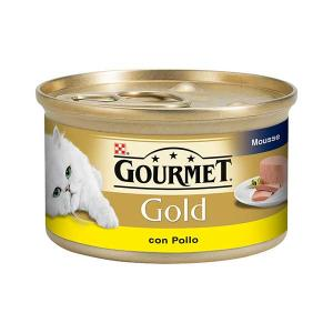 GOURMET GOLD Mousse with Chicken 85g - Purina