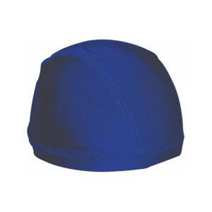 AMAYA SPORTS LYCRA BATHING CAP-Blue