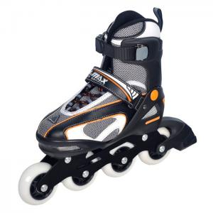 Yellow adjustable inline skate max win t.l (40-42) - atipick