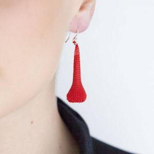 Clochette earrings - tzuri gueta