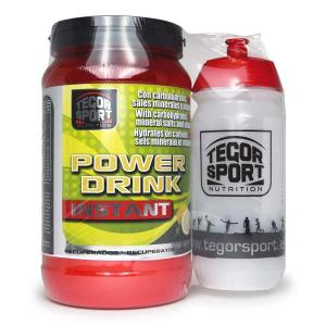 Power drink instant lemon 940 gr. isotonique - tegor