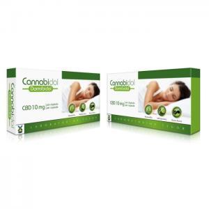 Dormibidol 40 capsulas - tegor
