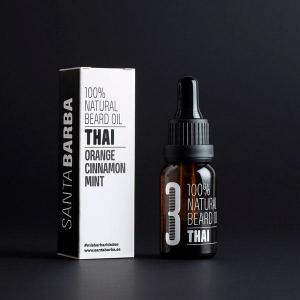 Thai - beard oil nº 3 - santa barba