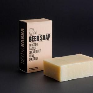 Artisan beer - soap nº 5 - santa barba
