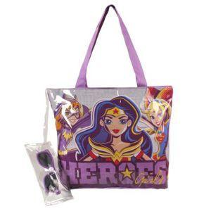 Handbag beach dc superhero gir - cerdá