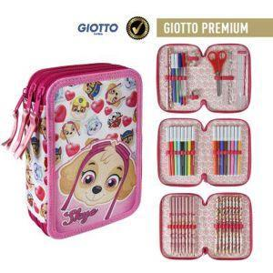 Filled pencil case triple giot - cerdá