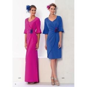 Short dress nº9 - creaciones carfi