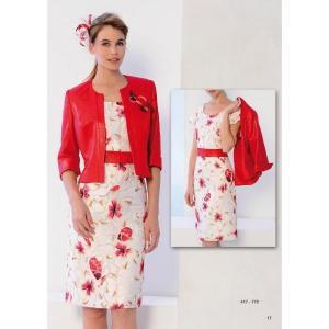 Short dress nº1 - creaciones carfi