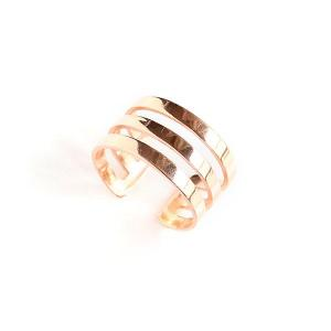 Triple band ring - different styles - dige designs