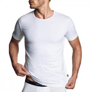 Basix t-shirt - punto blanco