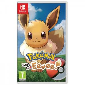 Nintendo switch pokemon lets go eevee - nintendo