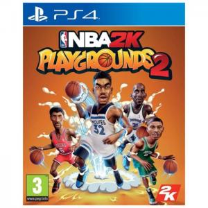 Ps4 nba 2k playgrounds 2 game - sony