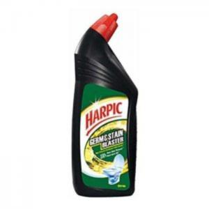 Harpic toilet cleaner fresh pine (green) 750ml - harpic