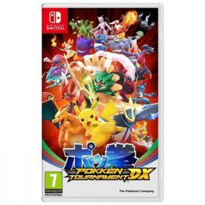 Nintendo switch pokken tournament dx game - nintendo