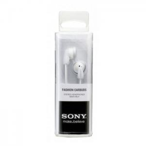 Sony MDRE9LP In Ear Headphone White - Sony