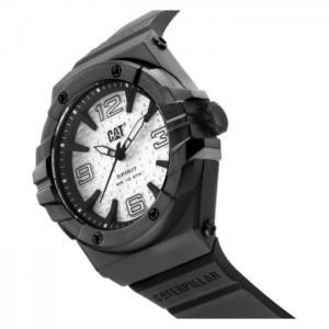 Cat black quartz men's watch - le11121231 - cat