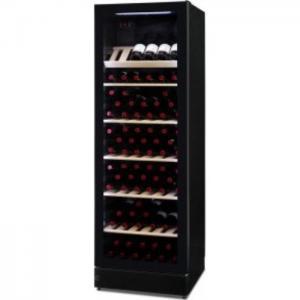 Vestfrost wine cooler 191 bottles wfg185blk - vestfrost