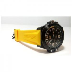 Cat yellow quartz men's watch - k016127137 - cat