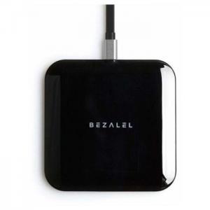 Bezalel futura x qi compatible wireless charging pad black - bezalel