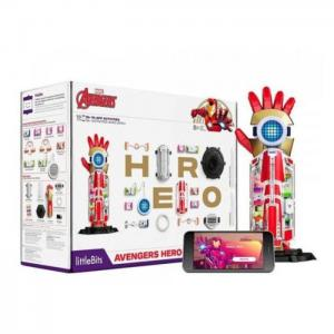 Littlebits 680-0017 avengers hero inventor kit - littlebits