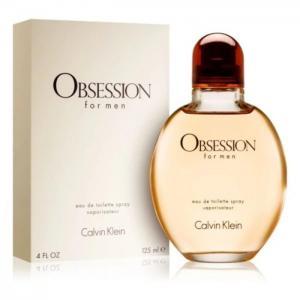 Calvin Klein Obsession For Men 125ml Eau de Toilette - Calvin Klein