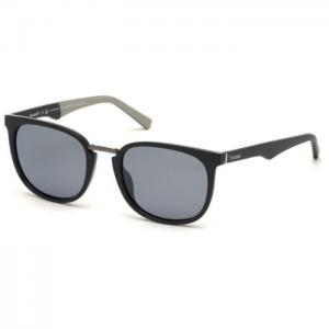 Timberland Men's Sunglasses Shiny Black/Smoke - Timberland