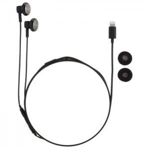 Xcell SOUL6 Wired Mono Headset With Lightning Connector Black - Xcell