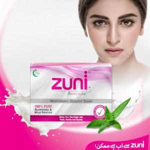 WHITENING BEAUTY SOAP - Zuni