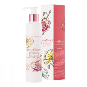 Natural Coconut Body Lotion with Sweet Roses - Innoscent