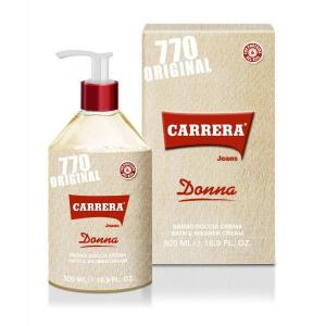 Bath & shower cream with dispenser - carrera jeans donna