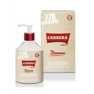 Perfumed body lotion with dispenser - carrera jeans donna