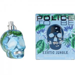 TO BE EXOTIC JUNGLE MAN edt vaporizador 75  ml - Police