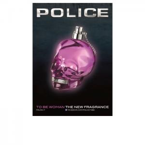 TO BE WOMAN edp vaporizador 40 ml - Police