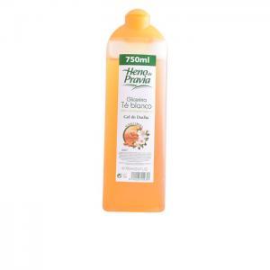 GLICERINA TÉ BLANCO gel de ducha 650 ml - Heno De Pravia