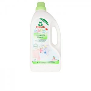 Frosch baby ecológico detergente líquido 21 lavados 1500 ml - frosch