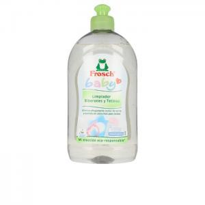 Frosch baby ecológico limpiador biberones y tetinas 500 ml - frosch