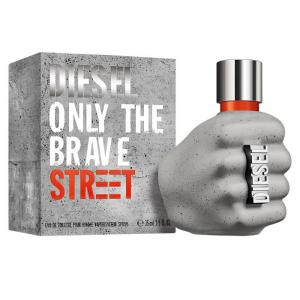 Only The Brave Street Edt Vaporizador 35 Ml - Diesel